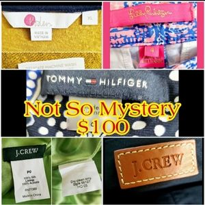 Not So Mystery High End Womens Box